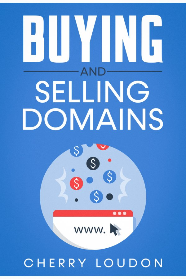 buying and selling domains cherry loudon